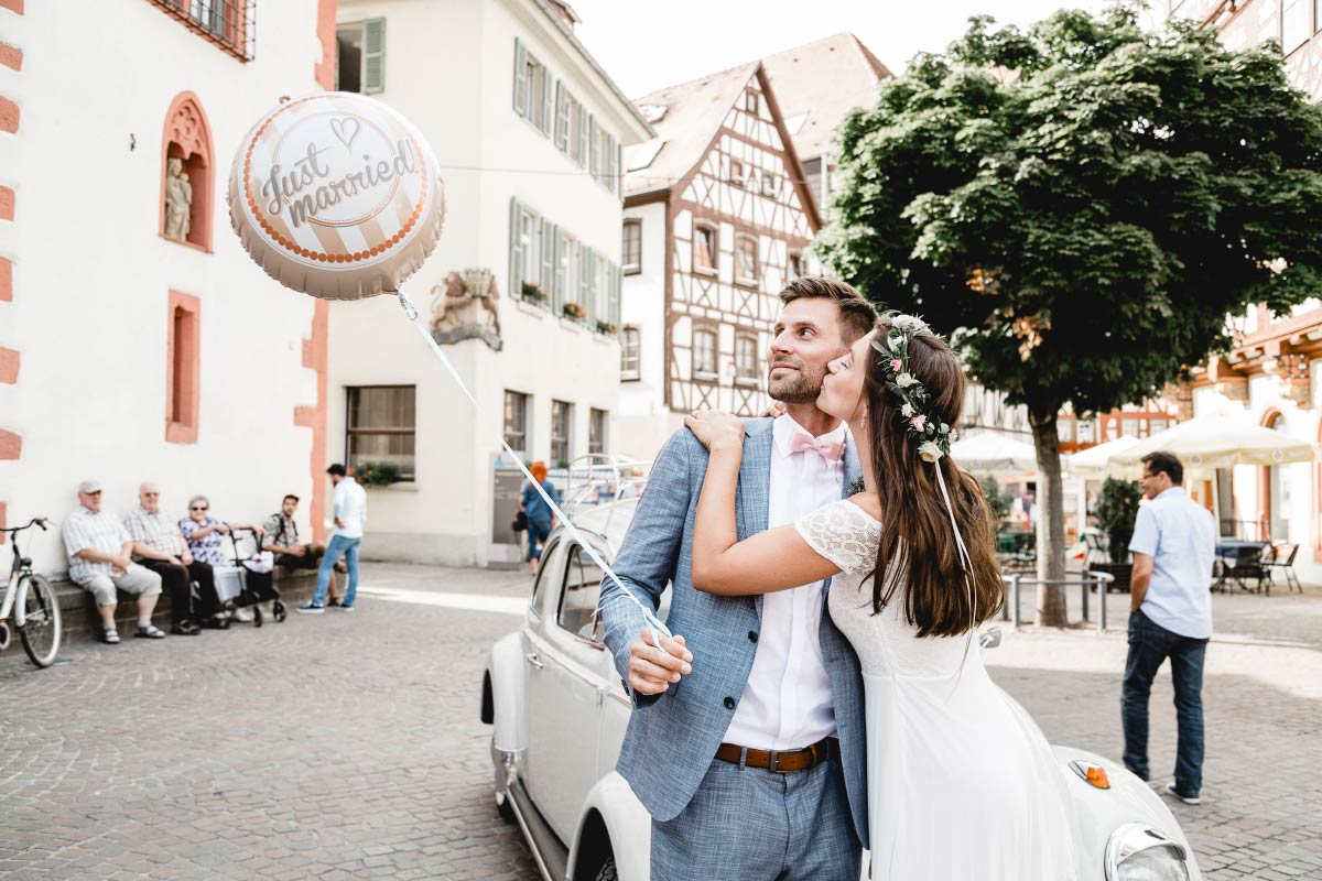 Die Boho romantische Hochzeit von Rachel & Andi