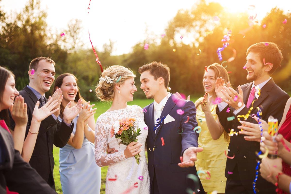 Stylisch zur Hochzeit - der ideale Dresscode für Hochzeitsgäste
