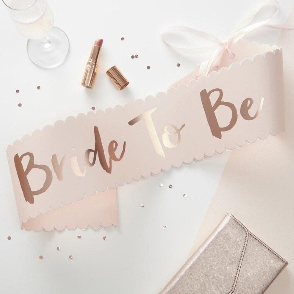 Bride to be Schärpe: Die perfekten Accessoires für euren Junggesellinnenabschied / JGA