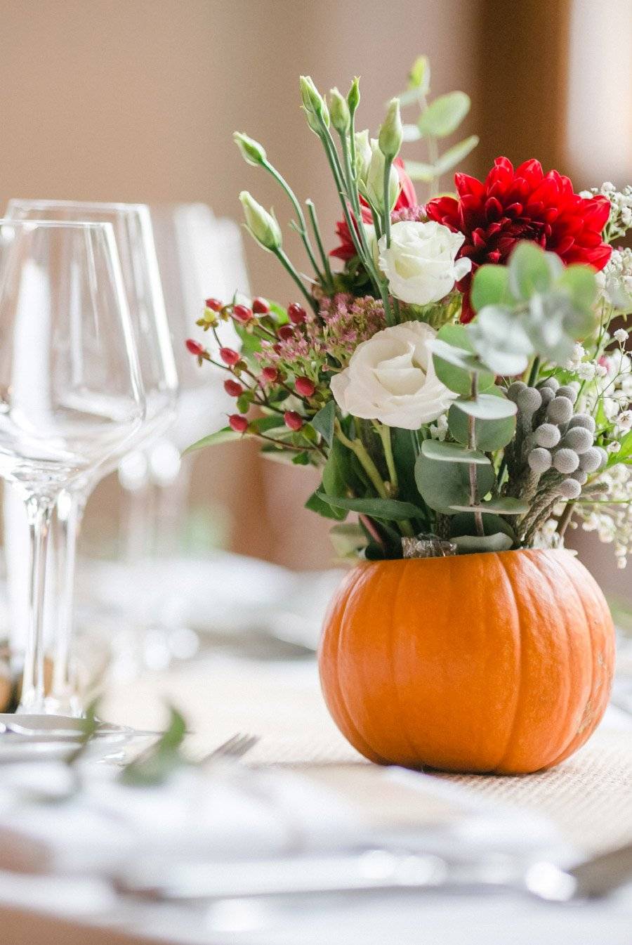 Oktoberhochzeit von Larissa und Steffen