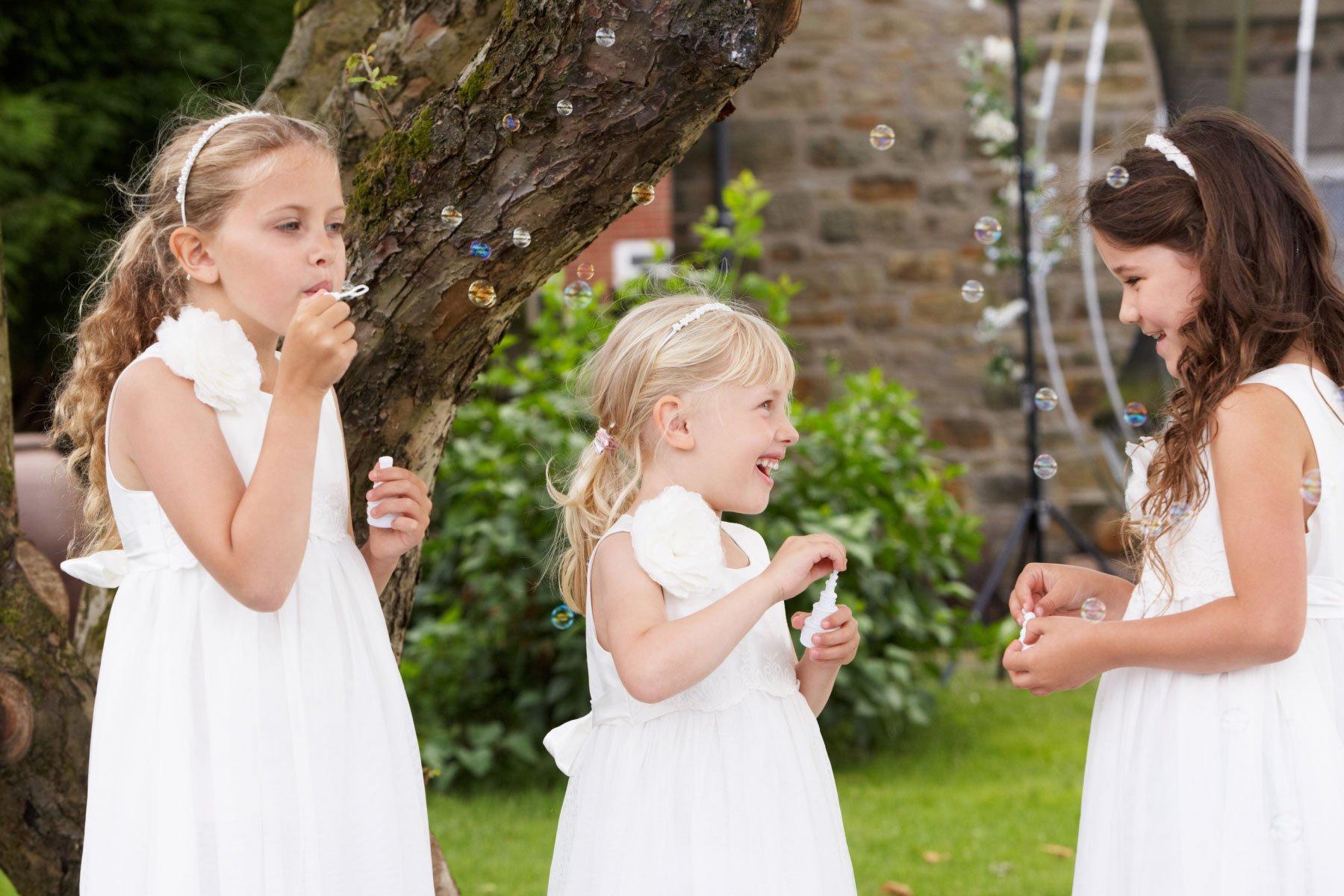 10 Ideen Um Kinder Bei Der Hochzeit Zu Beschaftigen