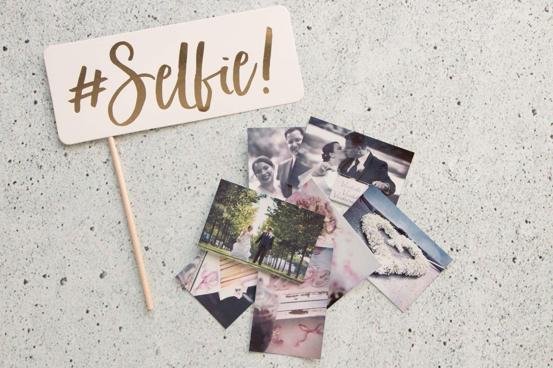 moto z2 play und Polaroid Insta-Share Printer: Ausgedruckte Fotos