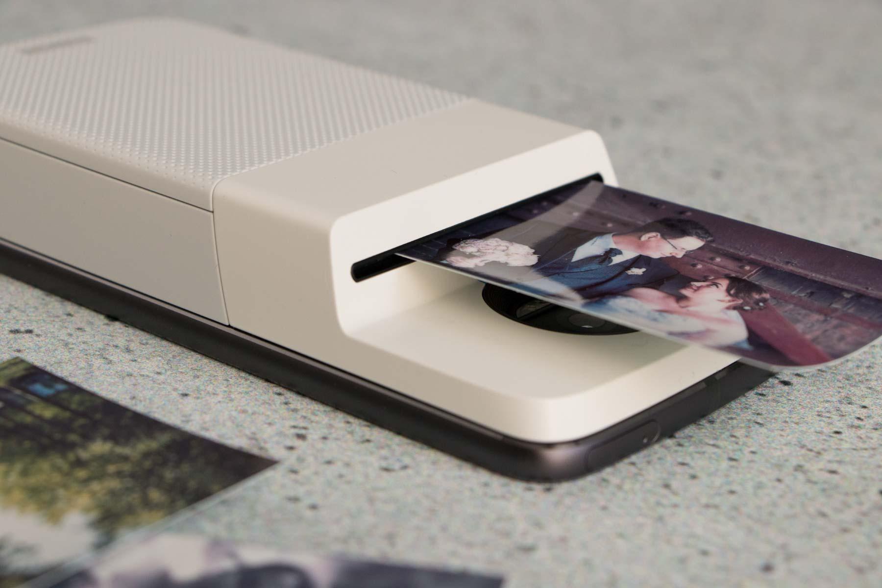 moto z2 play und Polaroid Insta-Share Printer Erfahrungsbericht