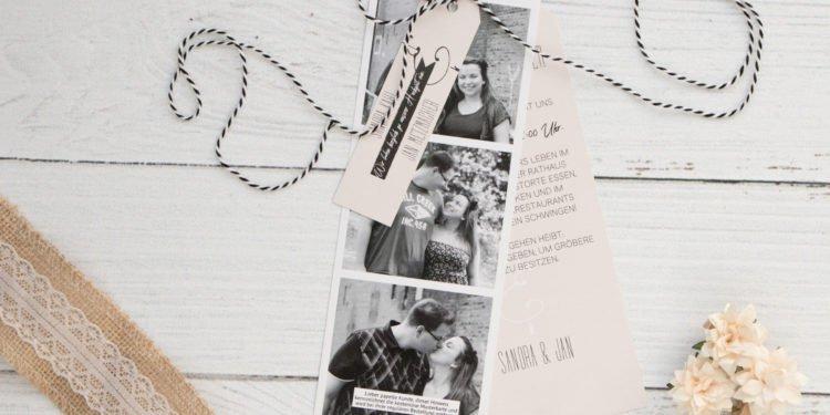 Erfahrungsbericht Papelle Hochzeitseinladungen und mehr