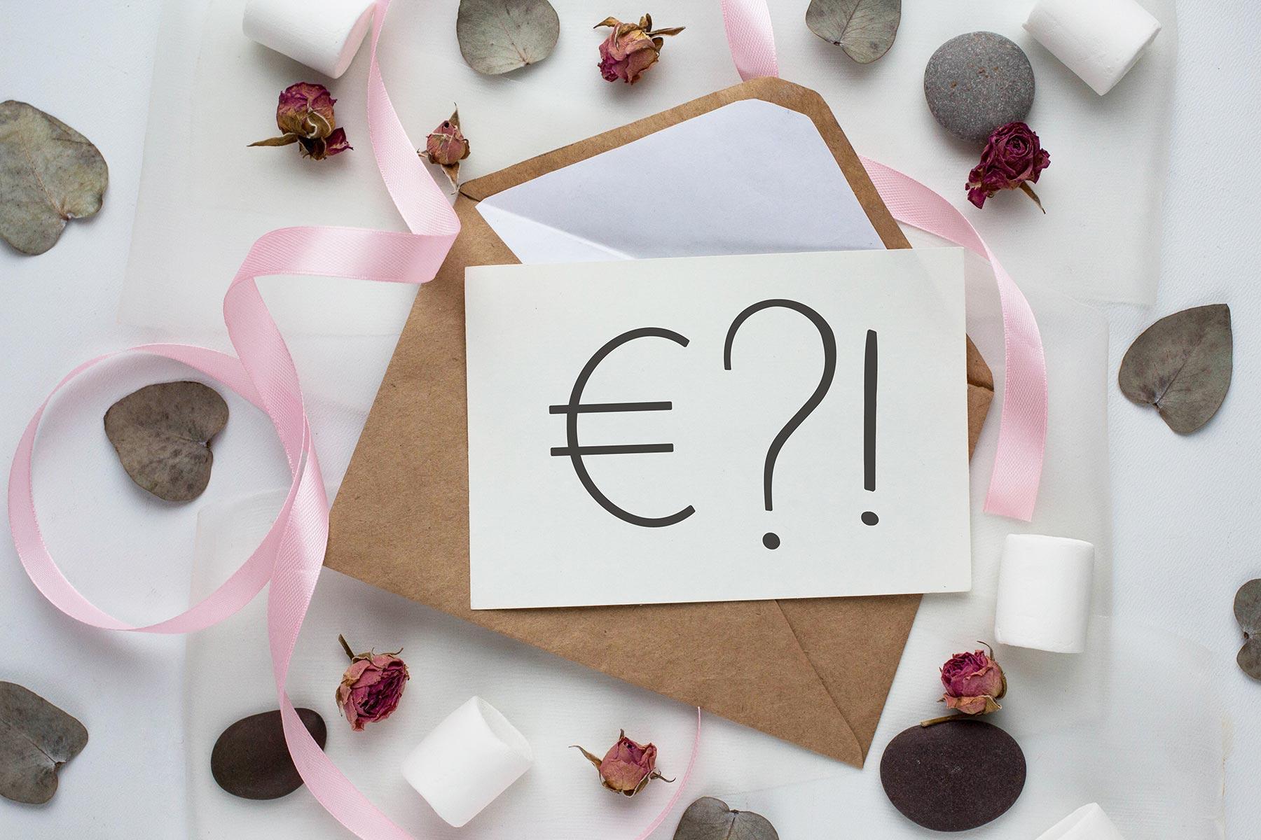Geldgeschenk Spruche Fur Die Einladungen Der Hochzeit