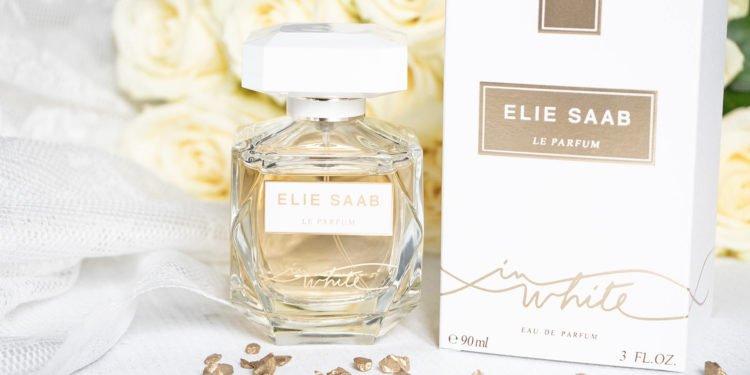 Le Parfum In White: Das neue Eau de Parfum von Elie Saab für den ganz besonderen Tag