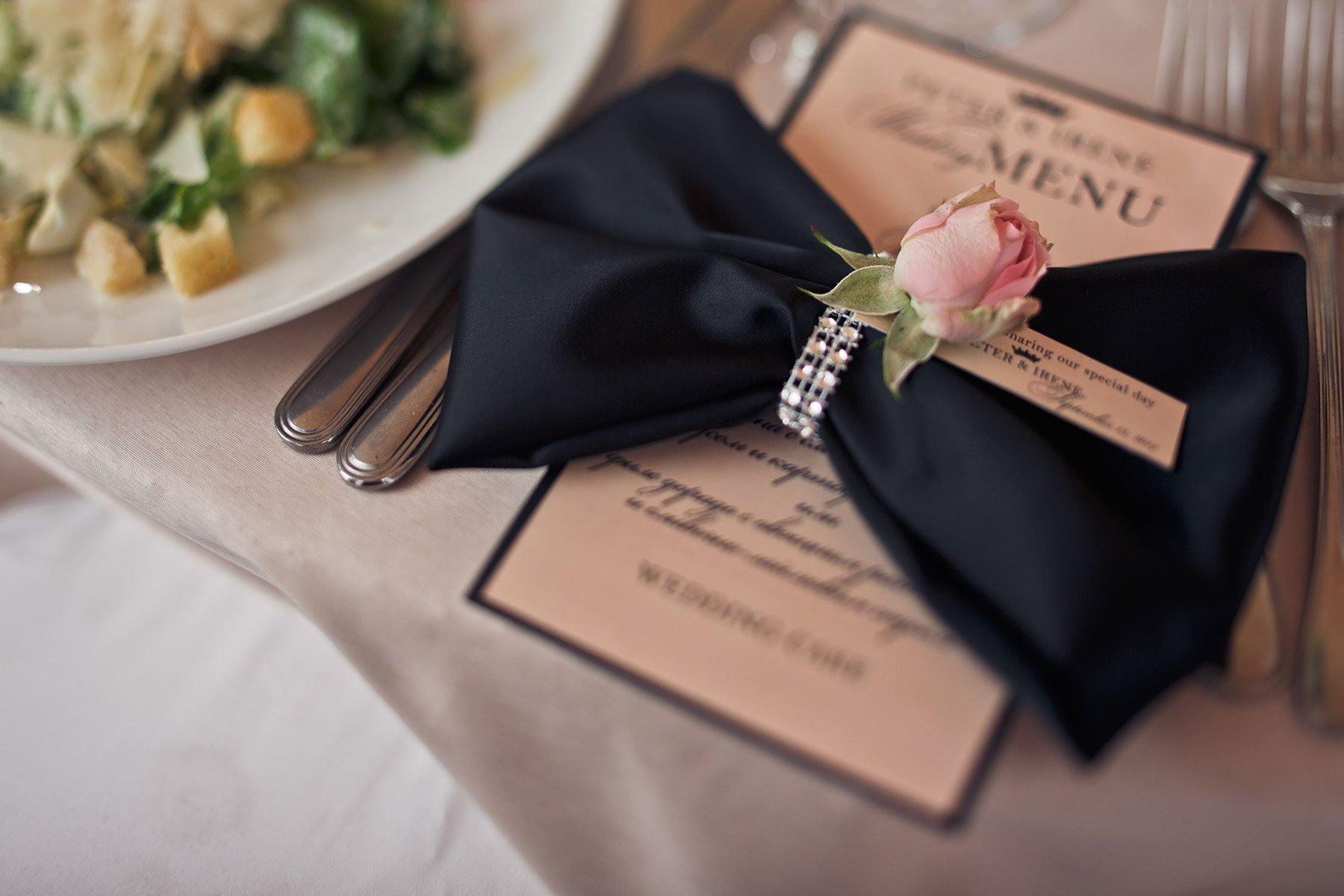Menükartenhalter Für Die Hochzeit übersicht über