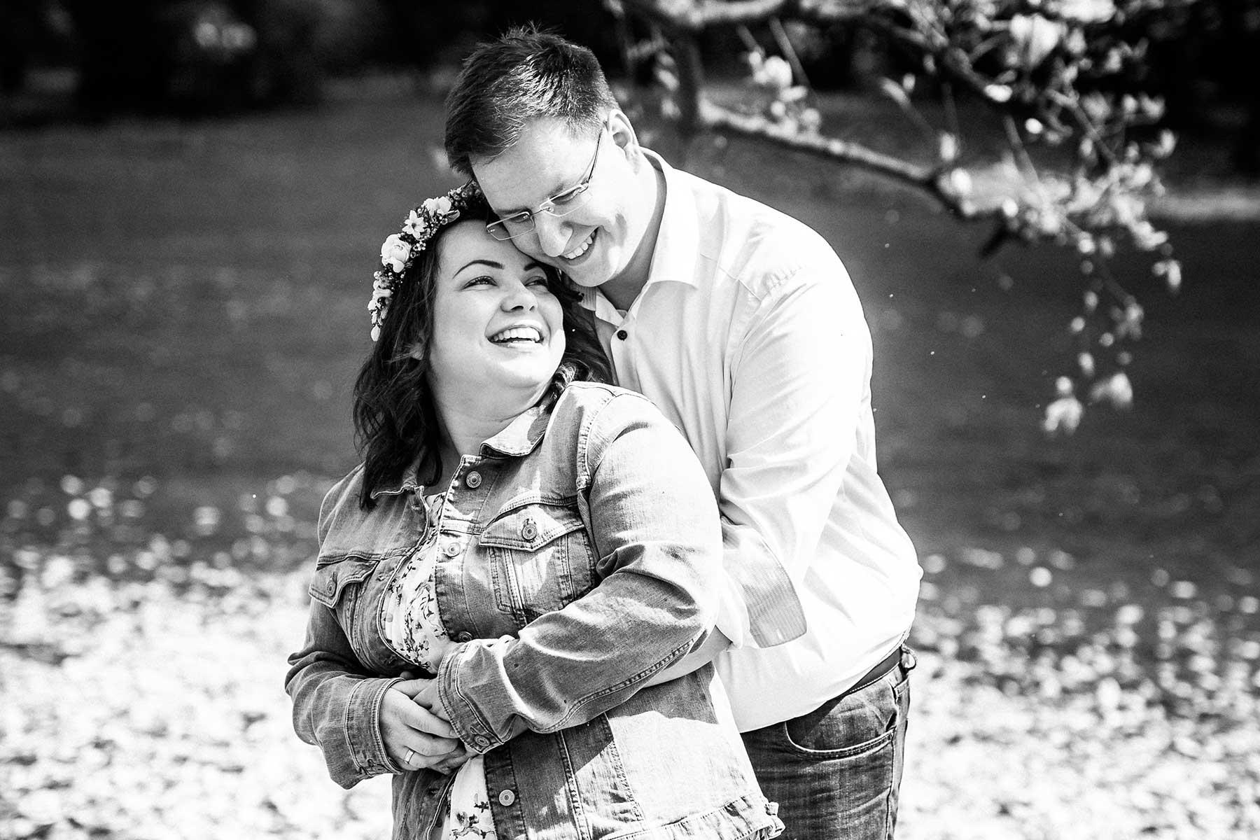 Sandra und Jan vom Hochzeitsblog Liebe zur Hochzeit