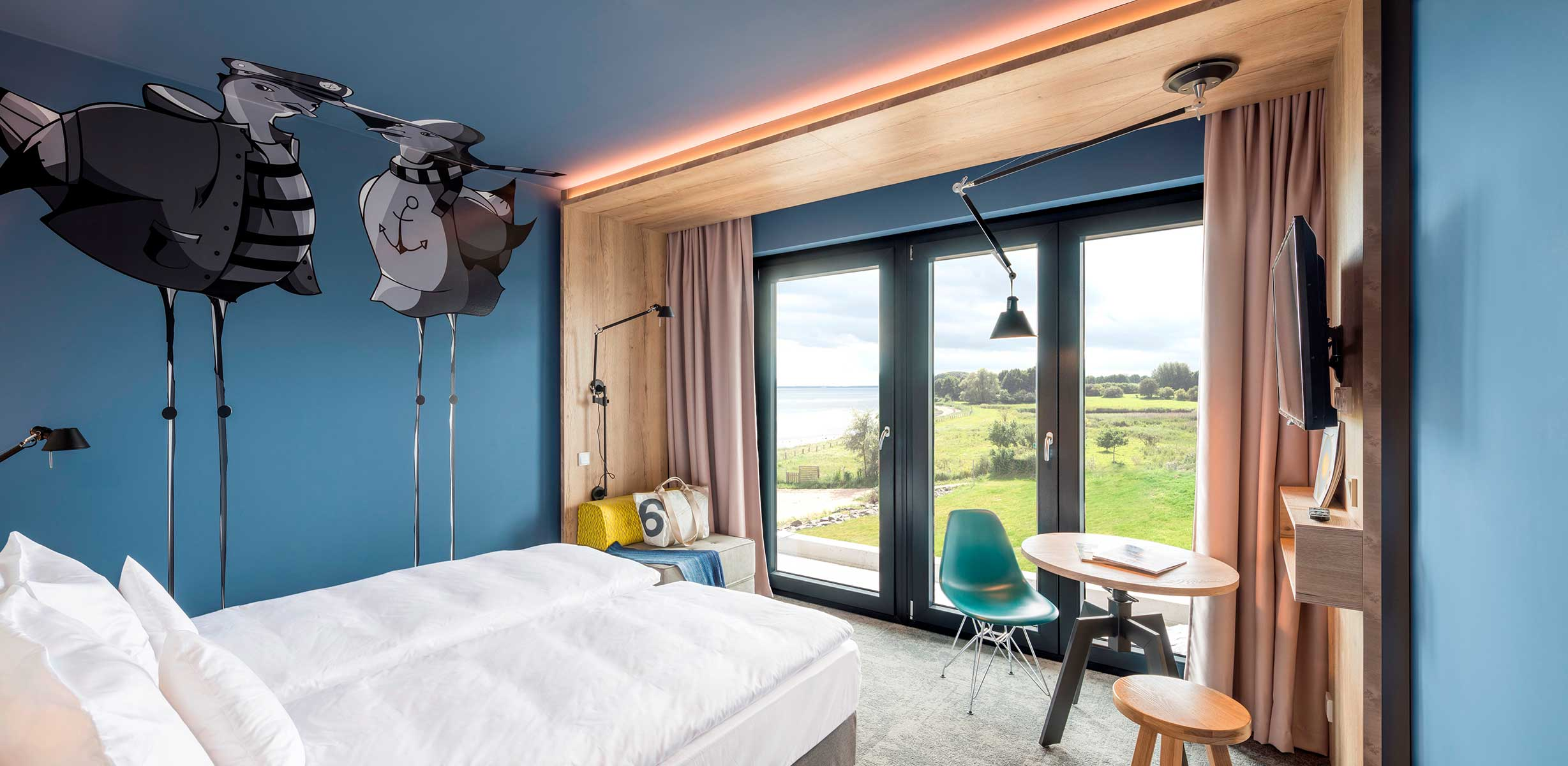 Heiraten an der Ostsee Im ARBOREA Marina Resort Neustadt