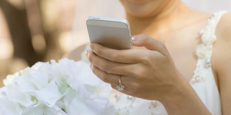 Kostenlose Instastory Templates zum Thema Hochzeit und Braut