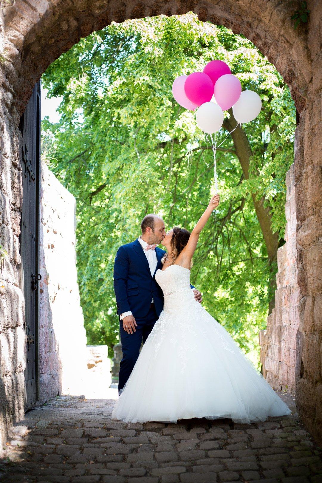 Hochzeit von Carolin & Marcus mit unglaublich vielen wunderschönen Details