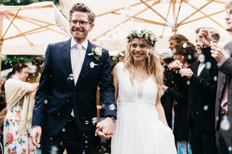 Hochzeit von Thira & Marcell im Seehotel Töpferhaus
