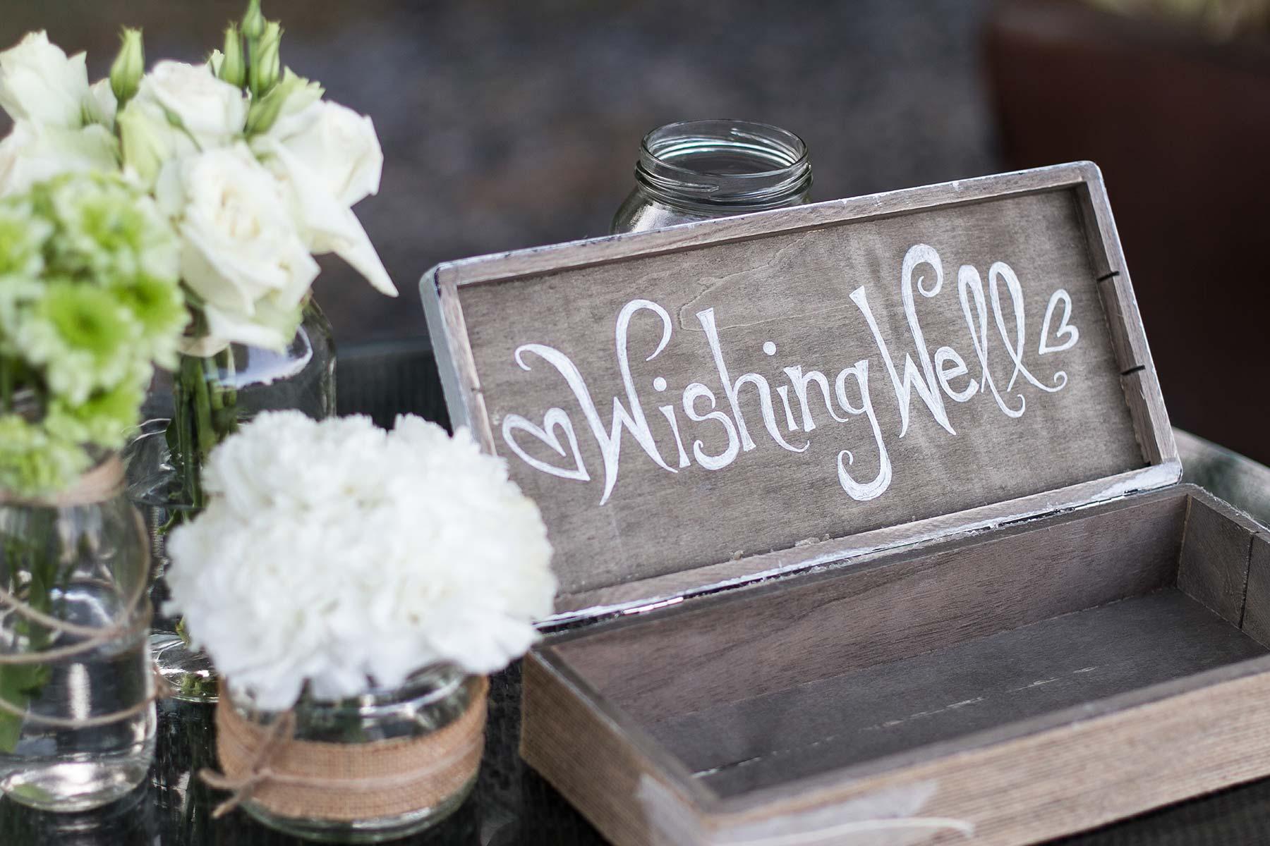 Kartenbox Hochzeit Glas.Kartenbox Fur Die Briefe Und Umschlage Am Tag Der Hochzeit