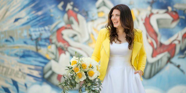 Leuchtendes Gelb als Farbe für die Hochzeit: So könnte es aussehen