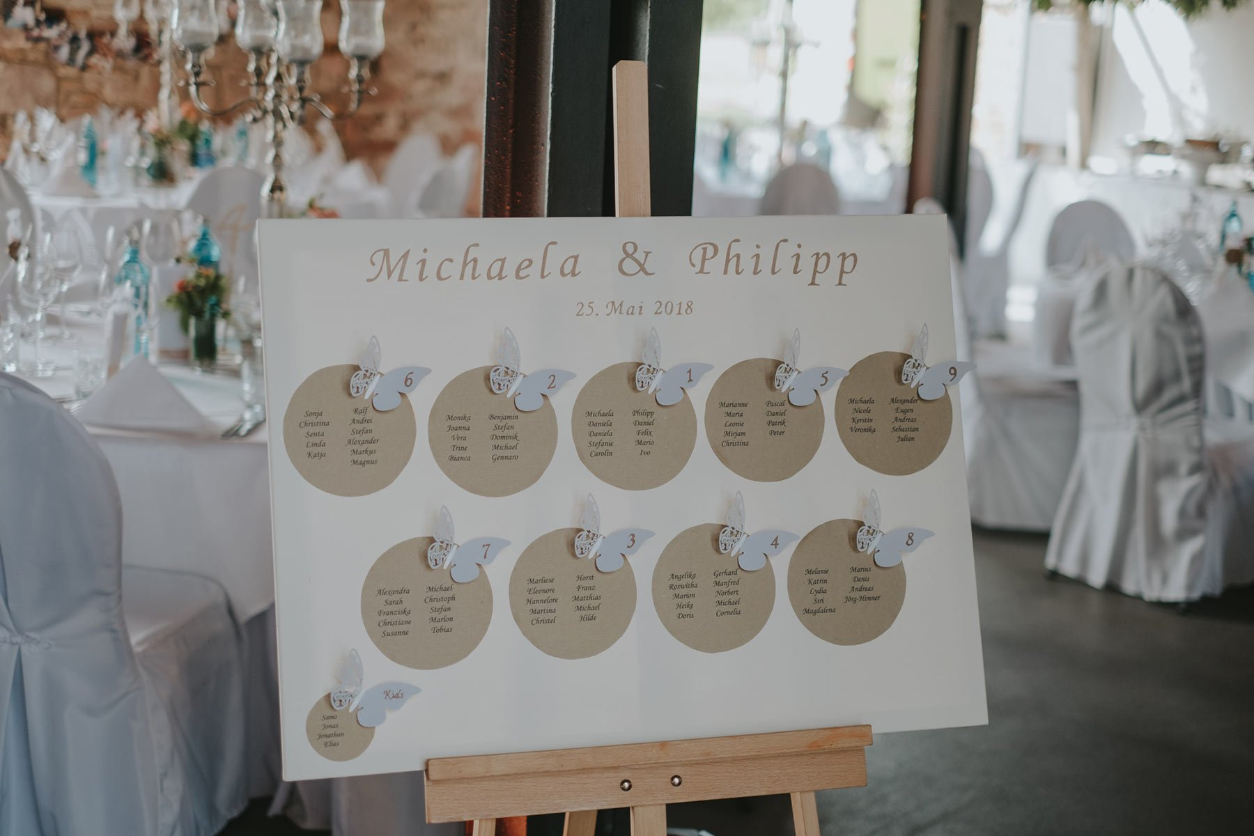 Staffelei Fur Den Sitzplan Tischplan Bei Der Hochzeit Kaufen