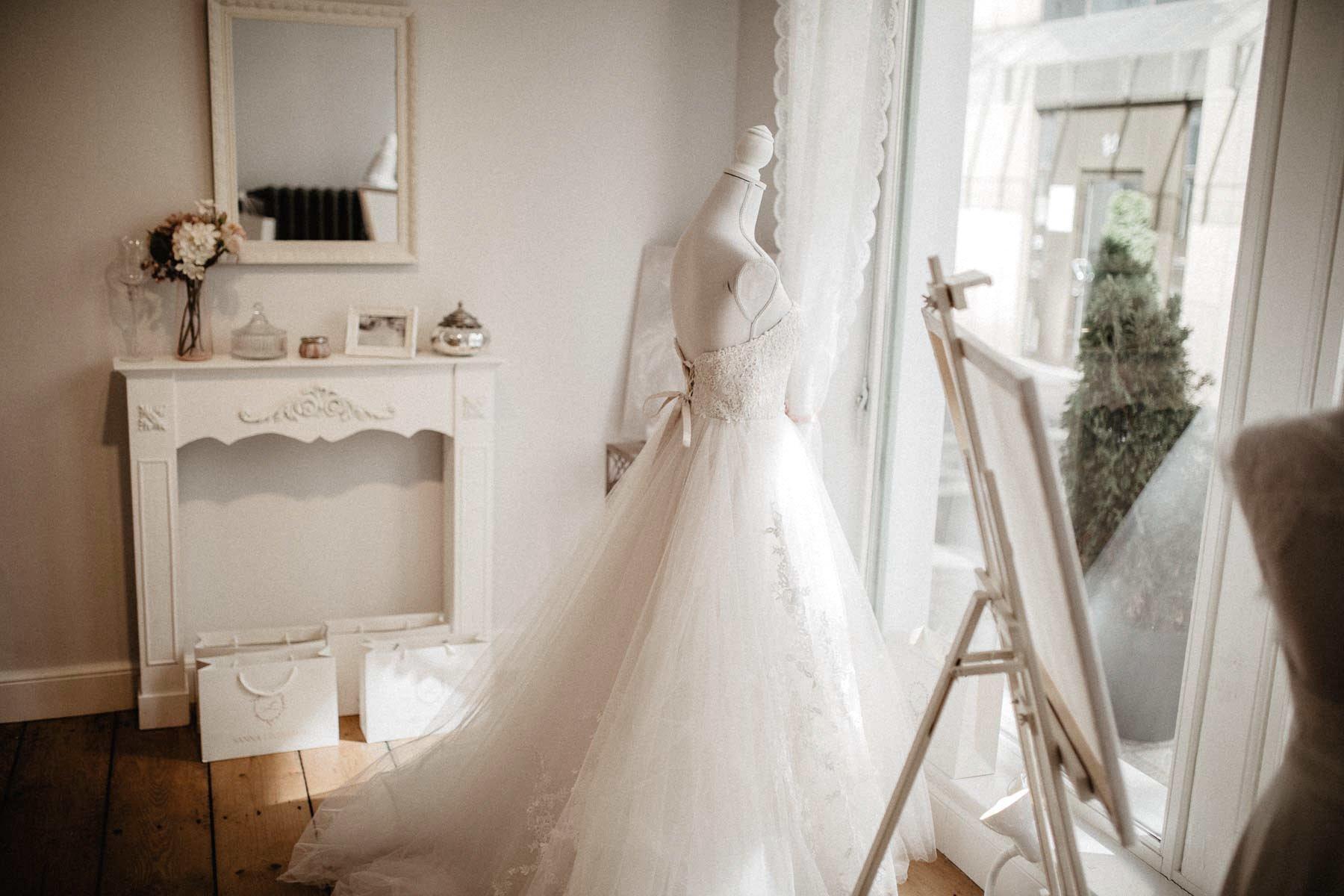 Brautkleider von Sanna Lindström