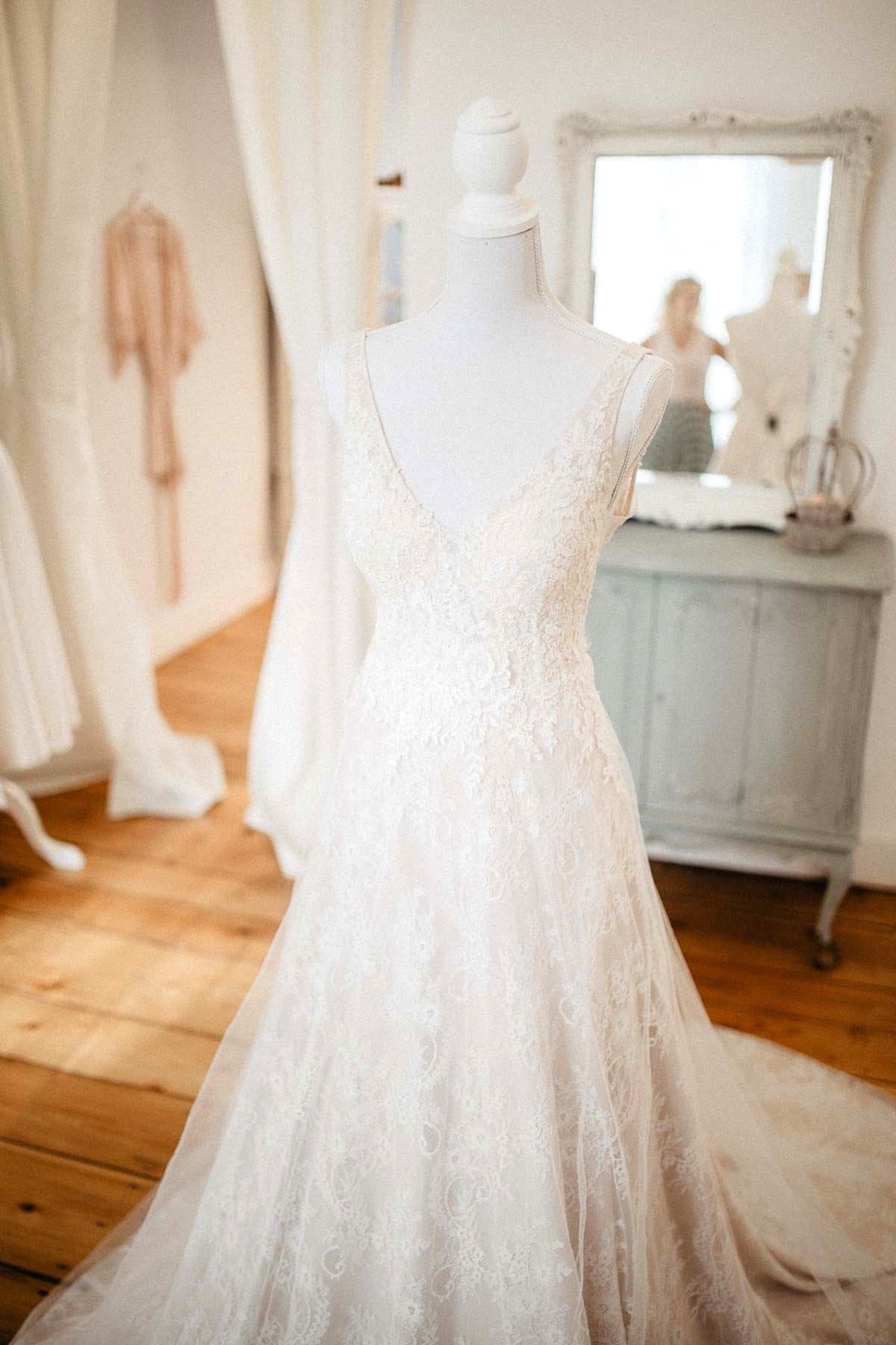 Brautkleider von Sanna Lindström: Modell Lorena