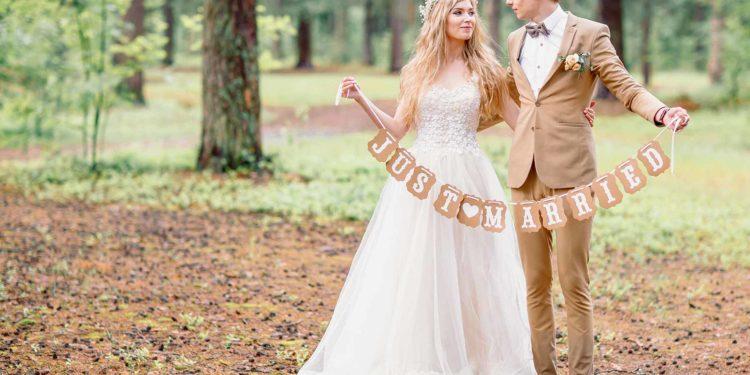 Die 10 beliebtesten Bastelideen & DIY-Projekte für die Hochzeit