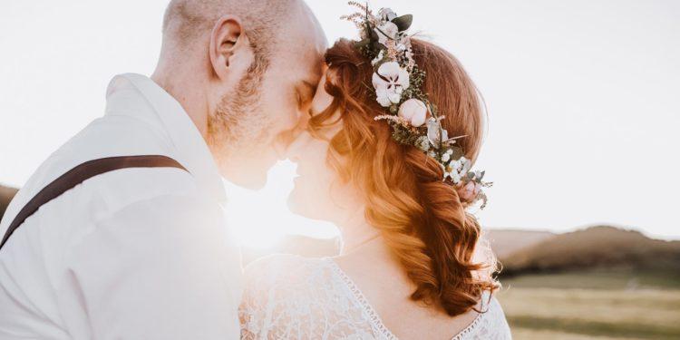 Fotoshooting zum ersten Hochzeitstag: Diesmal ohne Regen