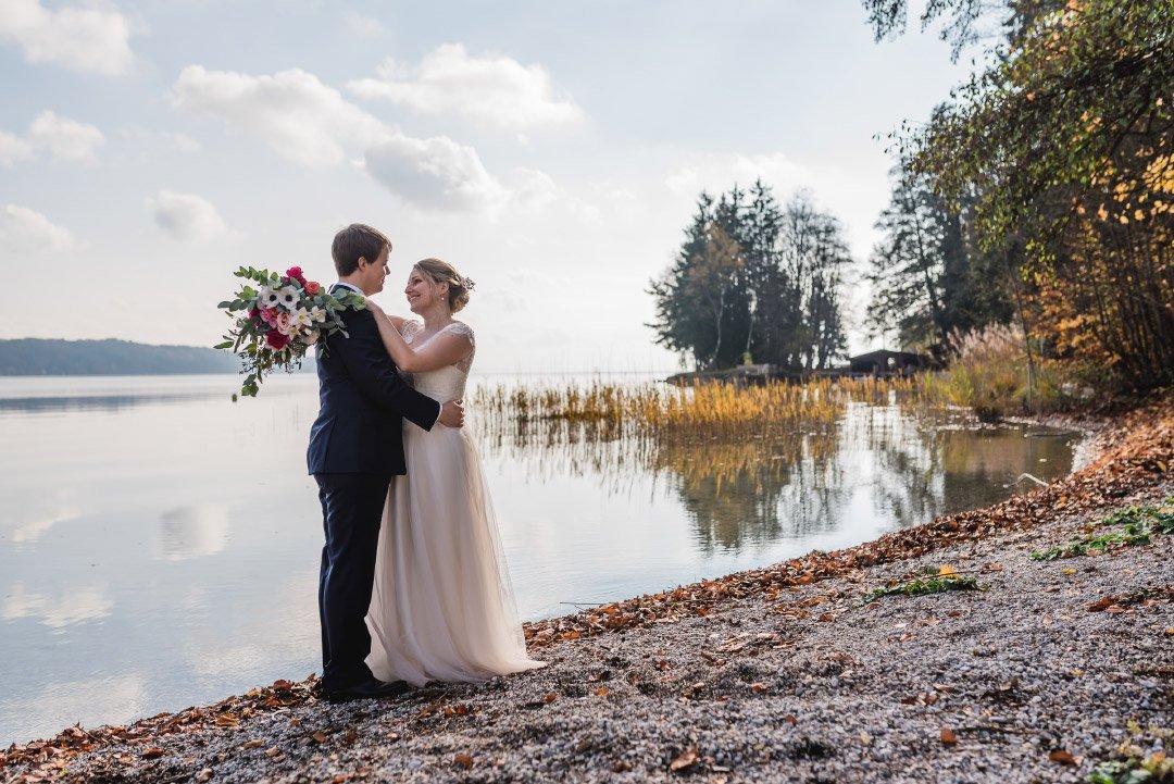 Hochzeit von Katrin & Christian in La Villa am Starnberger See
