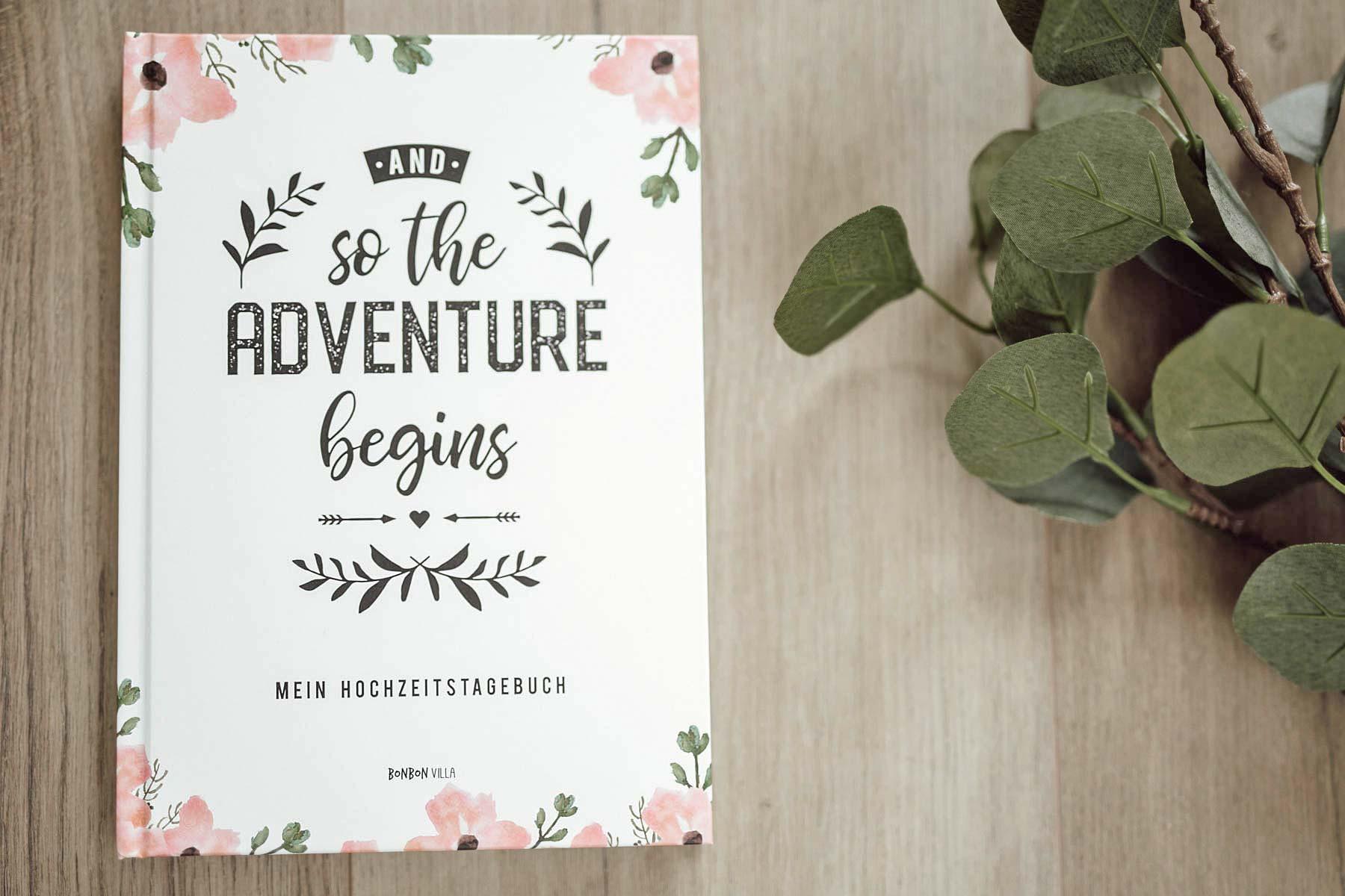Hochzeitstagebuch Alle Erinnerungen Rund Um Die Hochzeit In Einem Buch