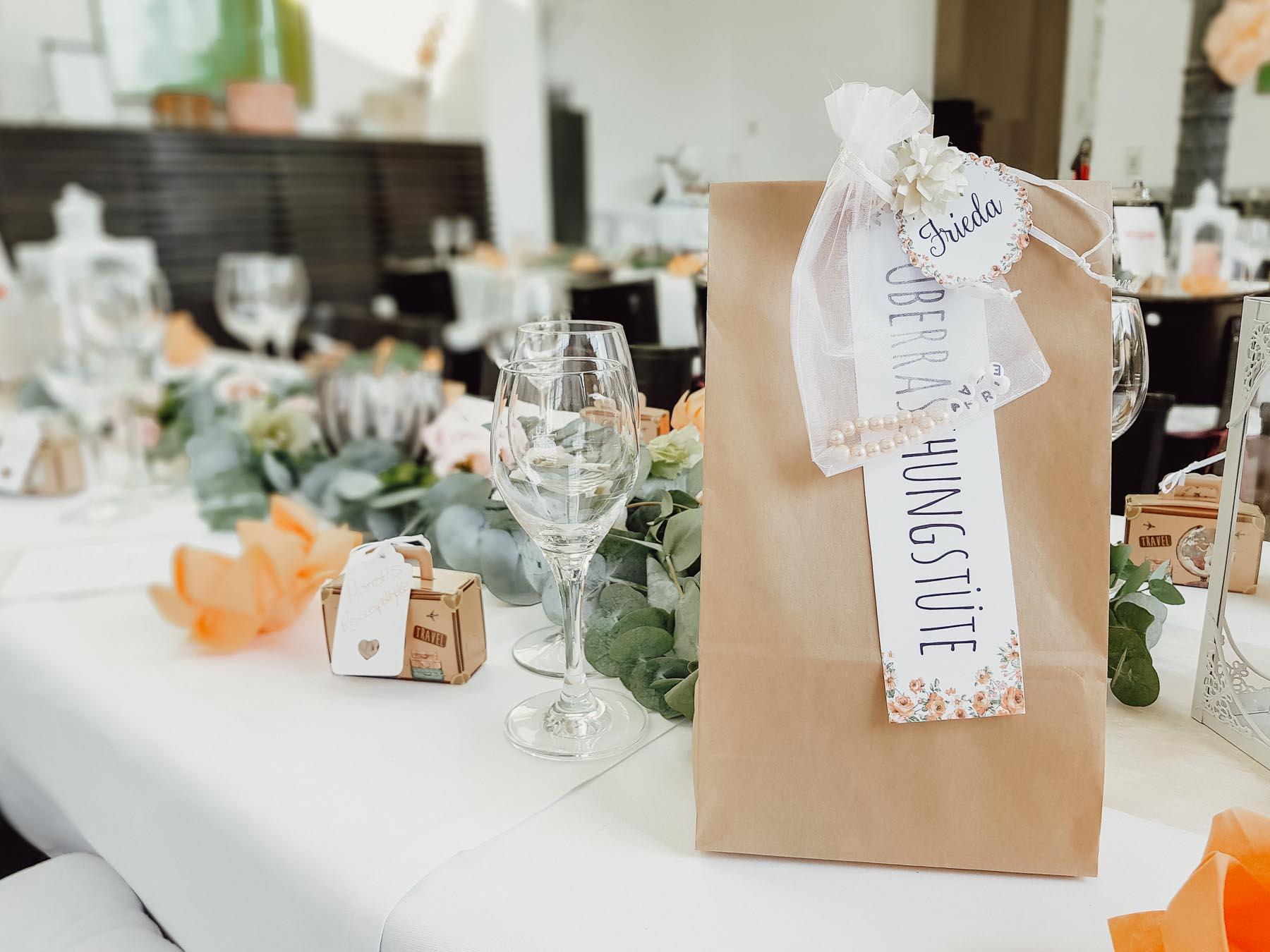 Uberraschungstute Wundertute Fur Kinder Bei Der Hochzeit Basteln