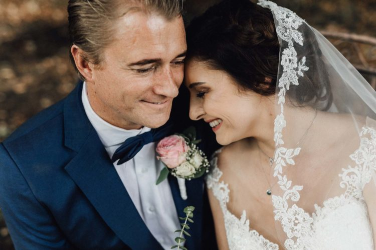 Von Südafrika nach Deutschland: Hochzeit von Verena & Roman