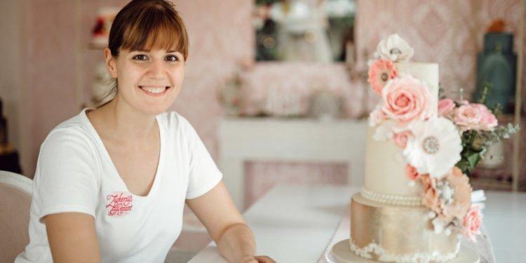 Zuckersüß und Rosarot: Hochzeitstorten & Tortendesign
