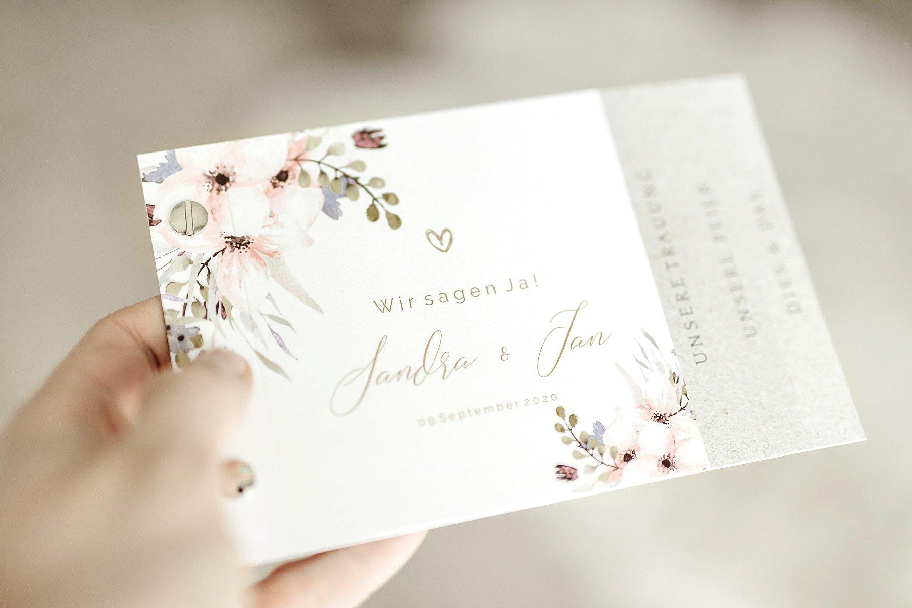 Erfahrungsbericht Carinokarten: Papeterie für eure Hochzeit & mehr
