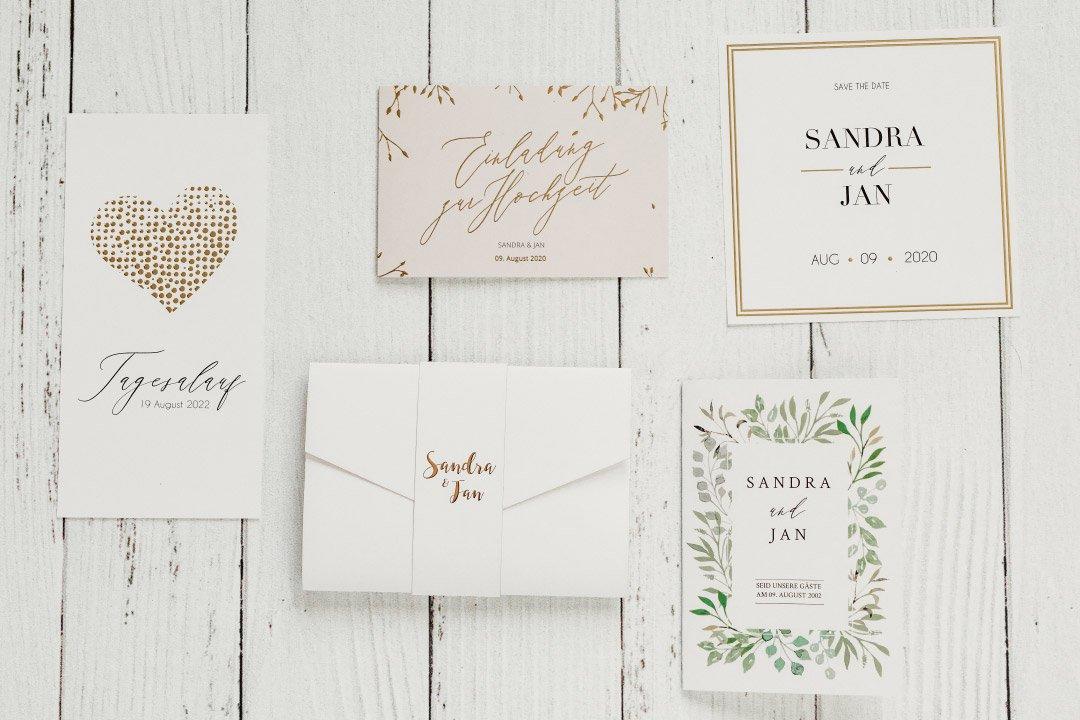 Erfahrungsbericht herzkarten.de: Papeterie für eure Hochzeit