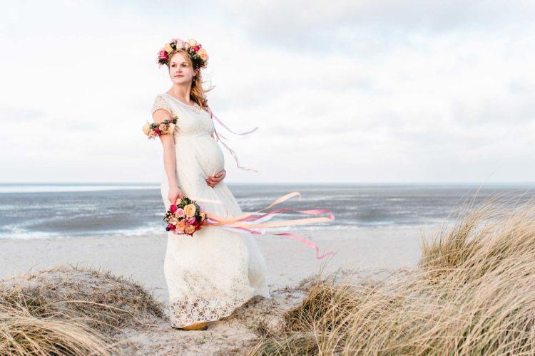 Schwanger heiraten: Eine Hochzeit mit Babybauch?