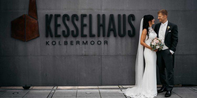 Hochzeit von Stephanie und Tino im Kesselhaus Kolbermoor
