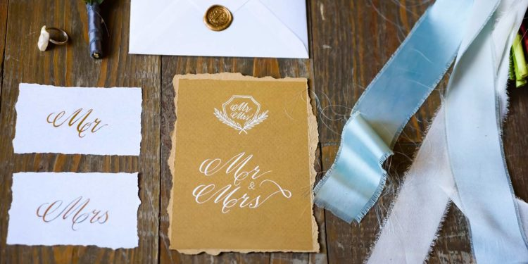 Individuell gestaltete Hochzeitskarten: Anbieter finden
