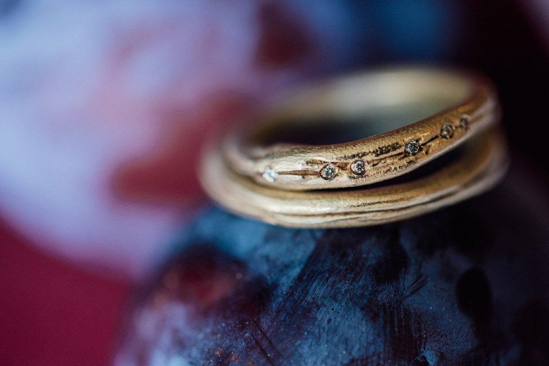 Ganz besondere Eheringe für den Tag der Hochzeit