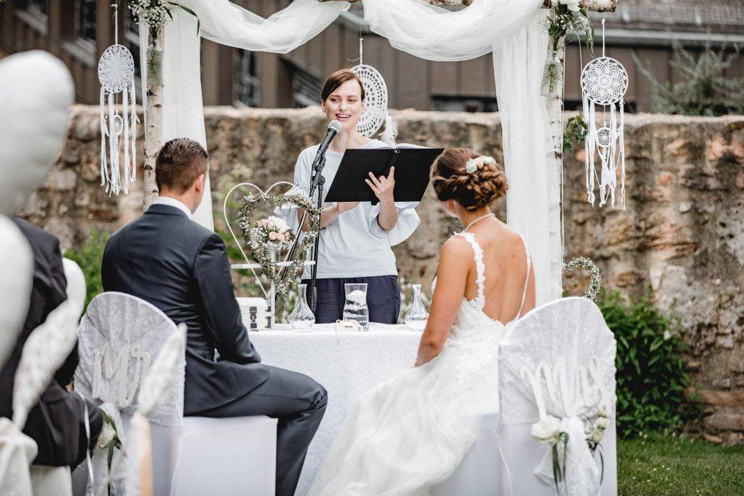 Hochzeit von Sina & Niko im Landhotel Germania