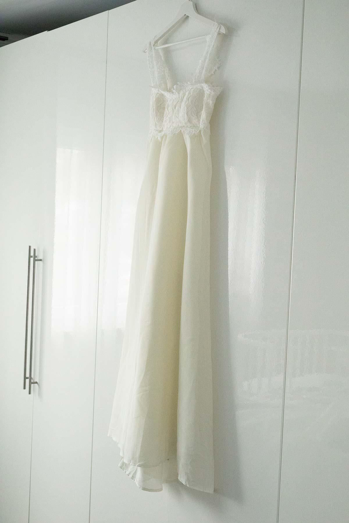 Brautkleid bestellt bei wish.com
