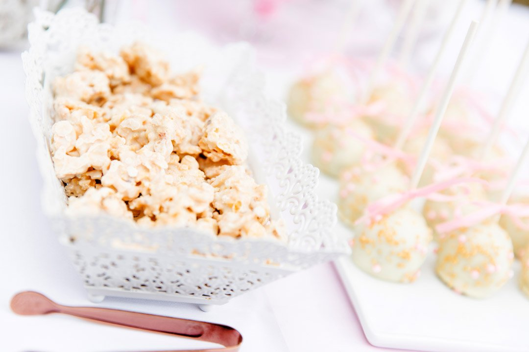 Popcorn bei der Hochzeit