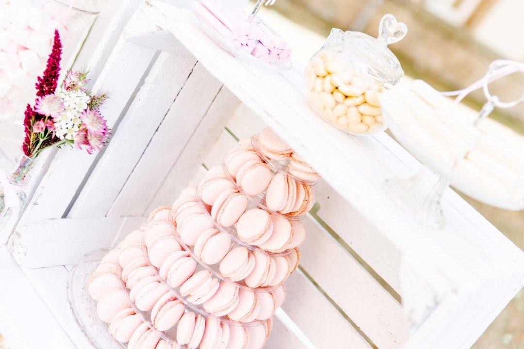 Macarons als Alternative zur Hochzeitstorte