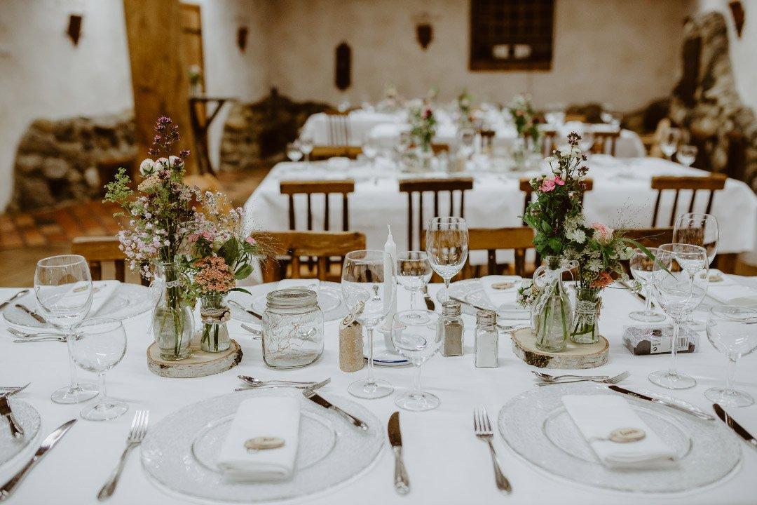 Hasenöhrl-Hof als Location für die Hochzeitsfeier