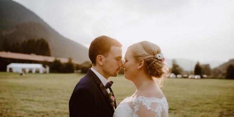 Hochzeit in Oberbayern auf dem Hasenöhrl-Hof