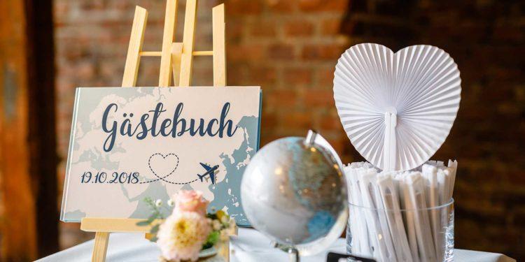 Hochzeit mit Reise als Motto: Inspiration und Ideen