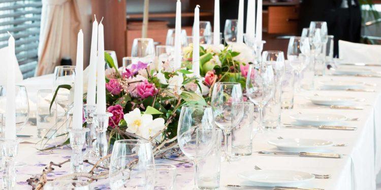 Kerzenständer für eure Deko bei der Hochzeit
