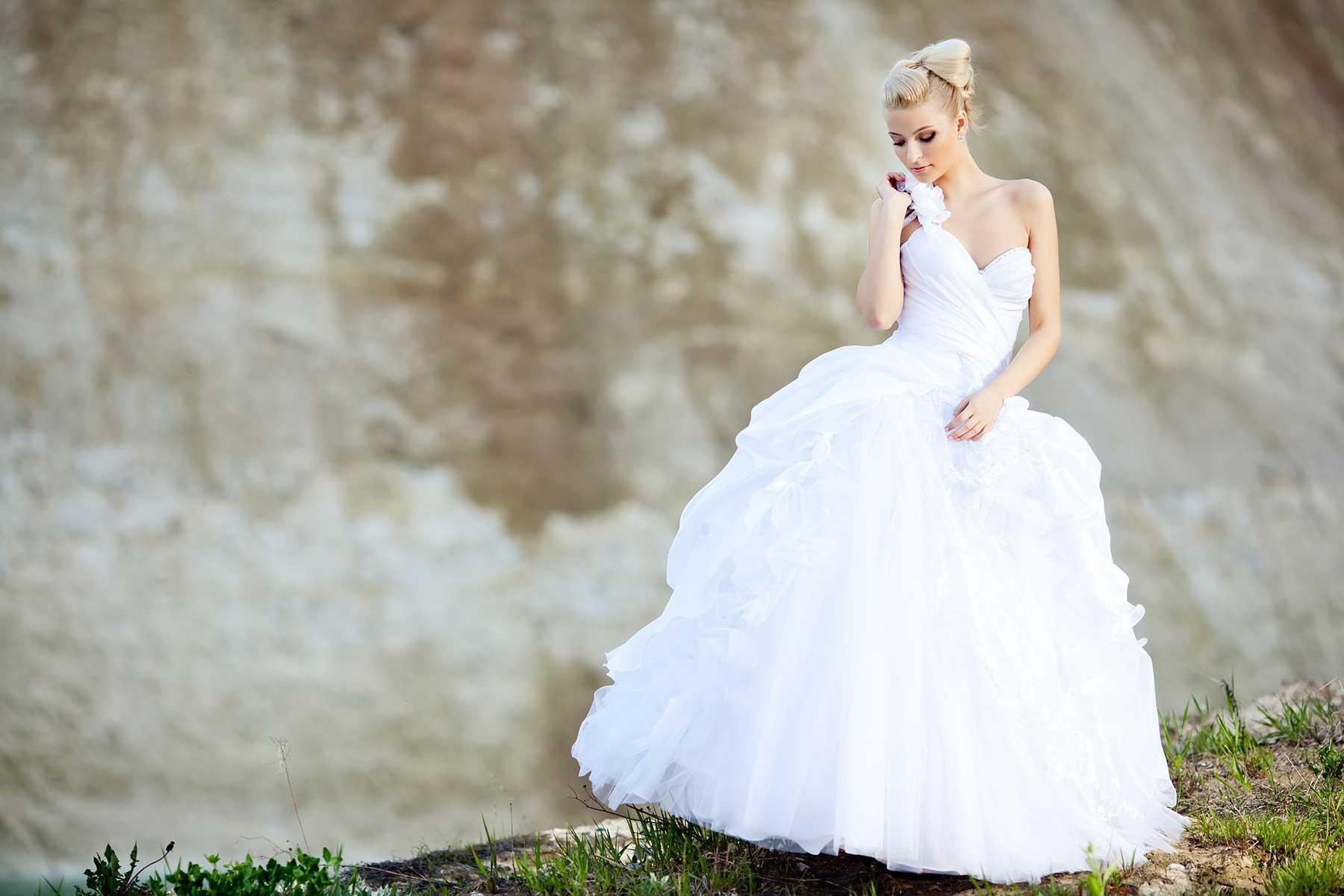 Reifrock zur Hochzeit: Helfer für das Brautkleid