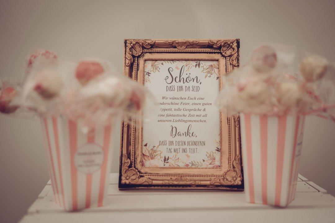 Klassisch romantische Hochzeit von Annelie & Markus