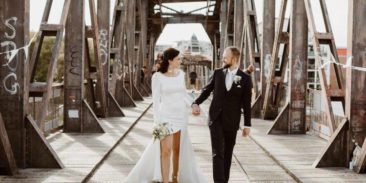 Heiraten auf der Hubbrücke Magdeburg