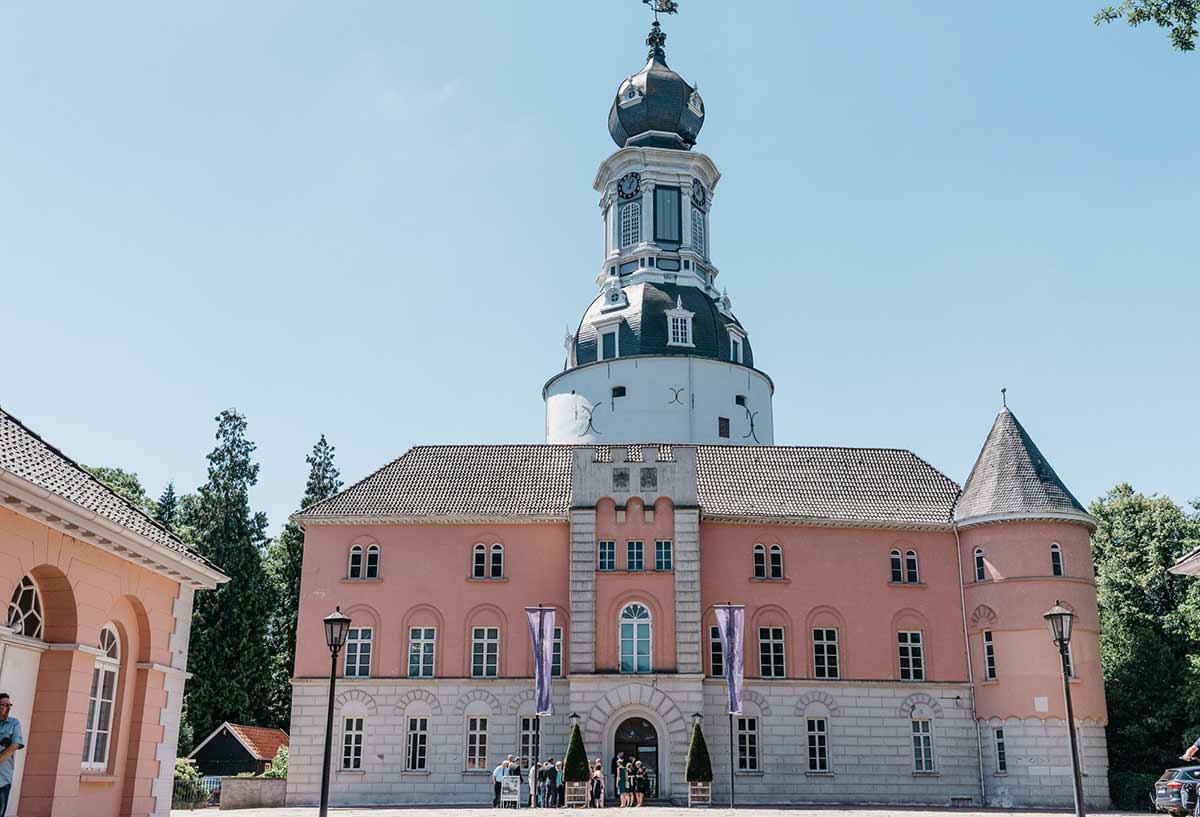 Heiraten im Schloss Jever
