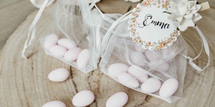 Hochzeitsmandeln als Gastgeschenk: Ganz traditionell