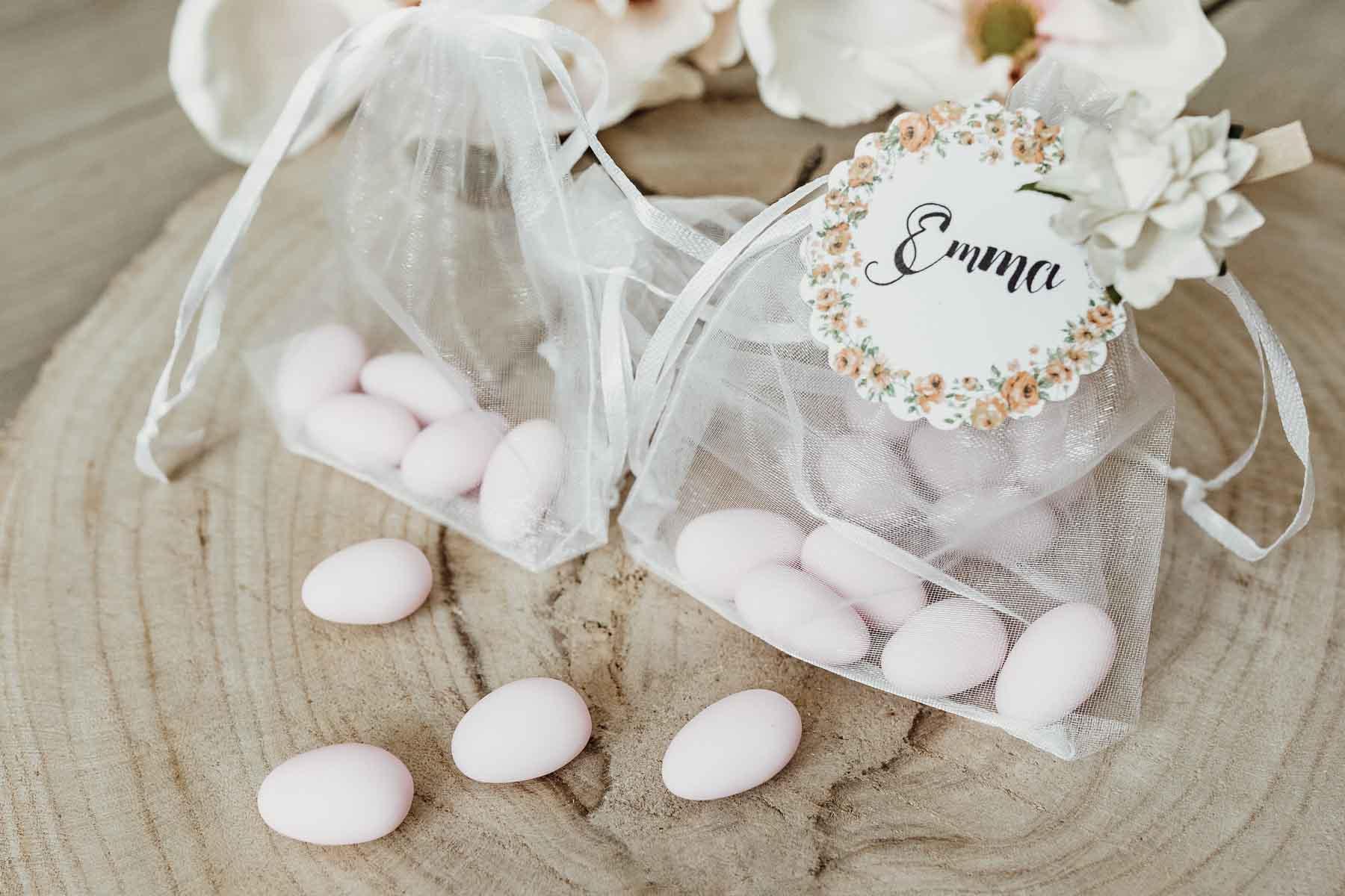 brand new e201b bd847 Hochzeitsmandeln als Gastgeschenk: Ganz traditionell