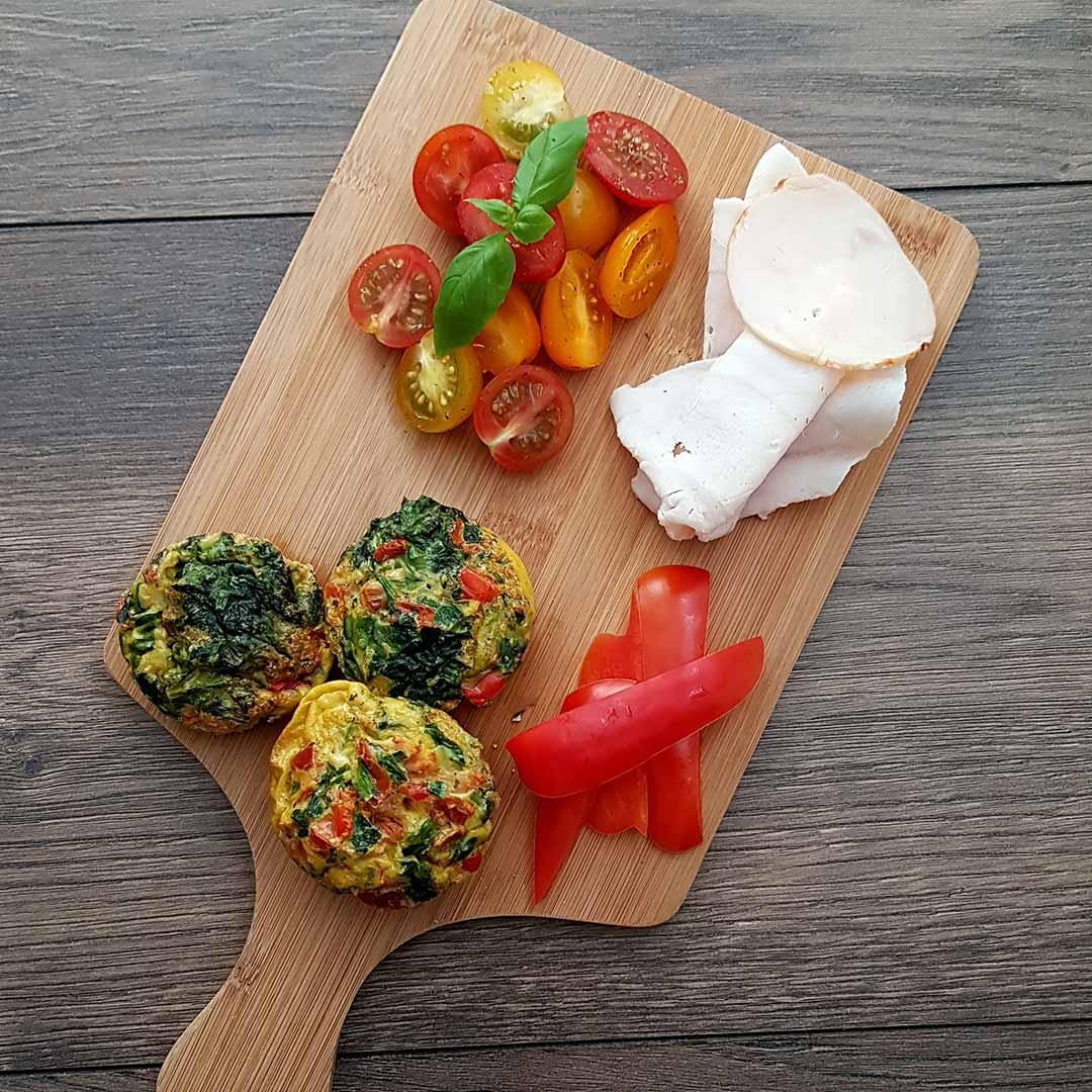 Null Punkte Frühstück mit Weight Watchers abnehmen ohne es zu merken