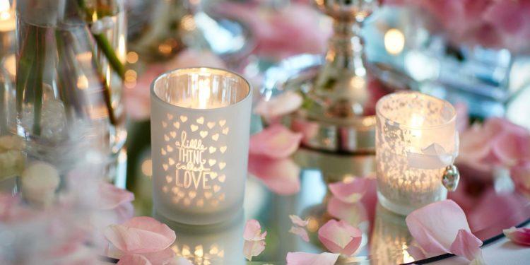 Spiegelplatten für die Hochzeit: Unsere Übersicht